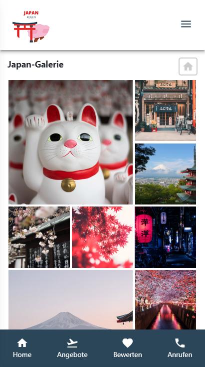 App Bildergalerie